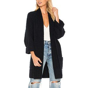 Vince Shawl Lapel Oversized Cardigan